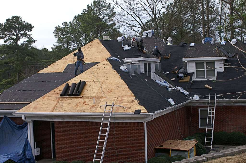 Roofing companies Vancouver
